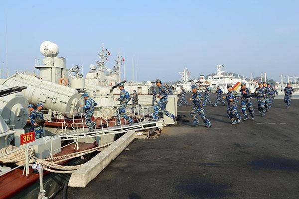 Giải pháp nâng cấp hỏa lực cho tàu tên lửa Osa II của Việt Nam