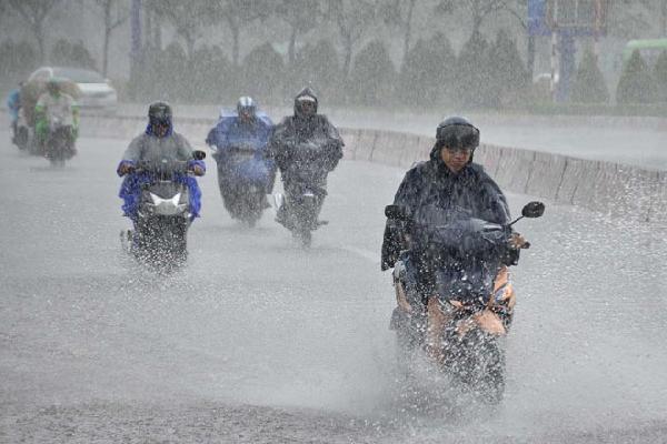 Dự báo thời tiết hôm nay 20/9: Trung Bộ và Tây Nguyên có mưa to, gió mạnh