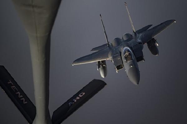 Mỹ điều tiêm kích và trực thăng 'dằn mặt' đội quân của Thổ Nhĩ Kỳ ở Syria