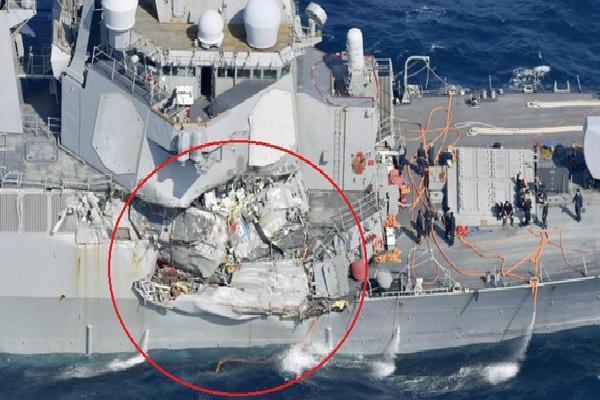 Chuyên gia TQ: Hải quân Mỹ khốn đốn, Trung Quốc không 'rêu rao' ra ngoài vì cảm thông - Mỹ nên biết điều mà tránh đường