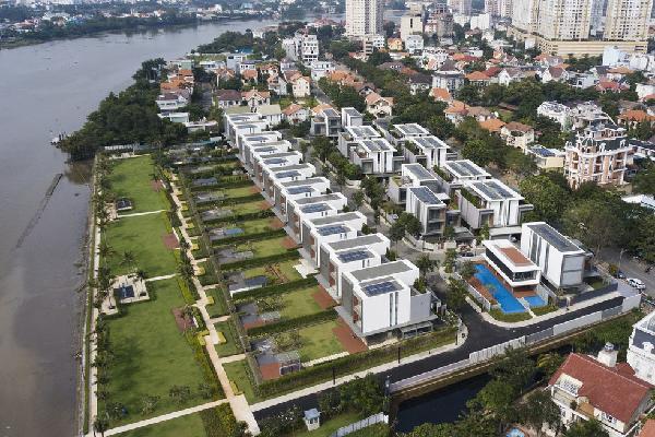 'Kiên quyết xử lý biệt thự ở Thảo Điền chiếm bờ sông Sài Gòn'