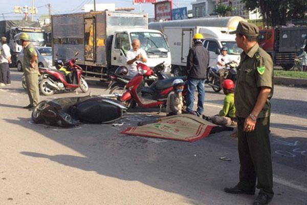 'Hung thần' xe ben cán nữ công nhân trẻ chết thảm trên QL 51 tử thần