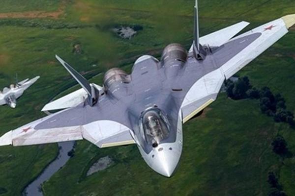 Tiêm kích tàng hình Su-57 Nga lại lỗi hẹn đến năm 2021?