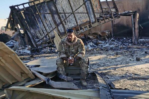 Nhiều lính Mỹ chấn động não vì tên lửa Iran