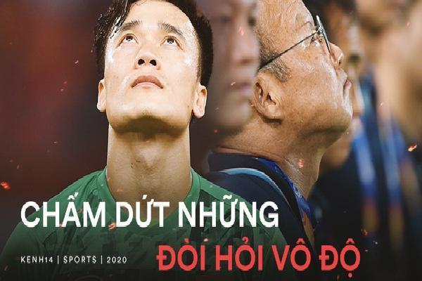 U23 Việt Nam dừng bước tại vòng bảng: Khi thất bại là 'bàn đạp' để vươn tới 'kì tích' tương lai.