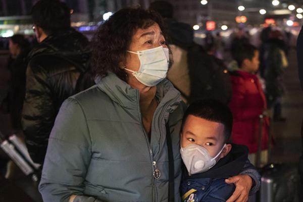 Du học sinh tại Vũ Hán hoảng loạn, muốn thoát khỏi Trung Quốc