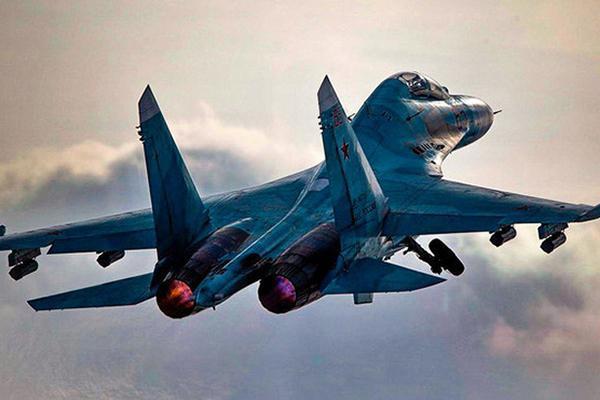 NATO đã có trong tay thiết bị bí mật trên tiêm kích Su-27 rơi ở Biển Đen?