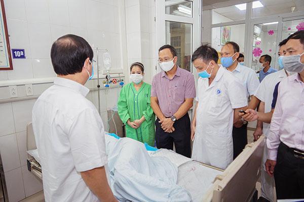 Tai nạn kinh hoàng tại QL5: Sức khỏe hiện tại của nạn nhân duy nhất sống sót