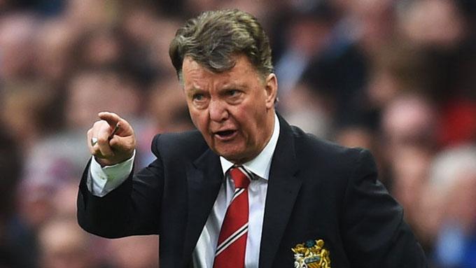 Van Gaal được kỳ vọng rất nhiều nhưng dần tệ đi sau 2 mùa.