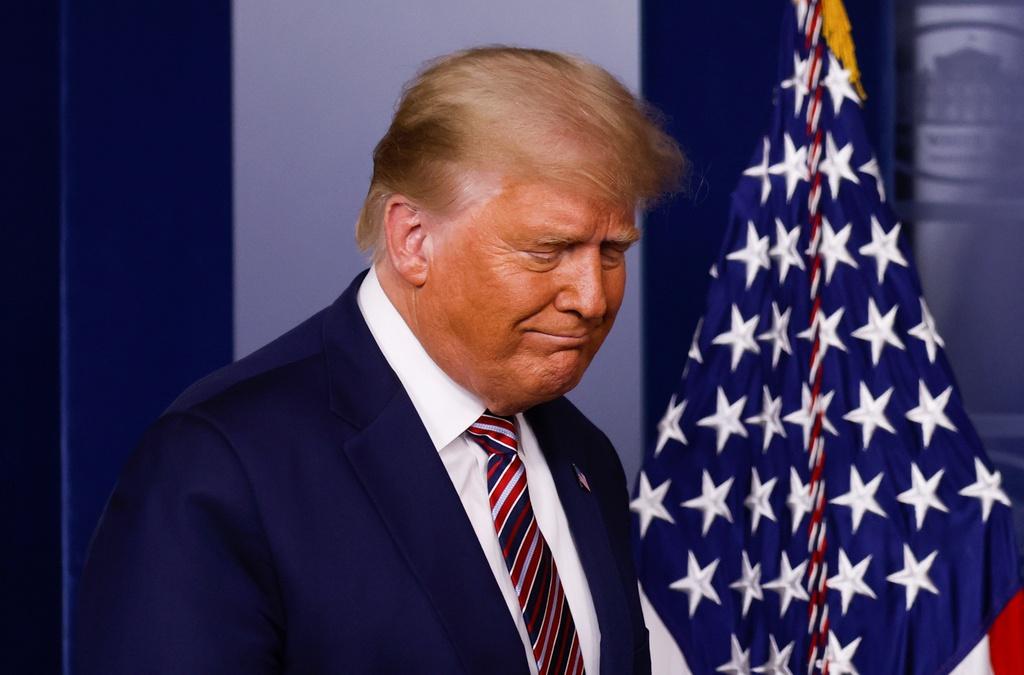 Trump duoc khuyen khong nhan thua anh 1