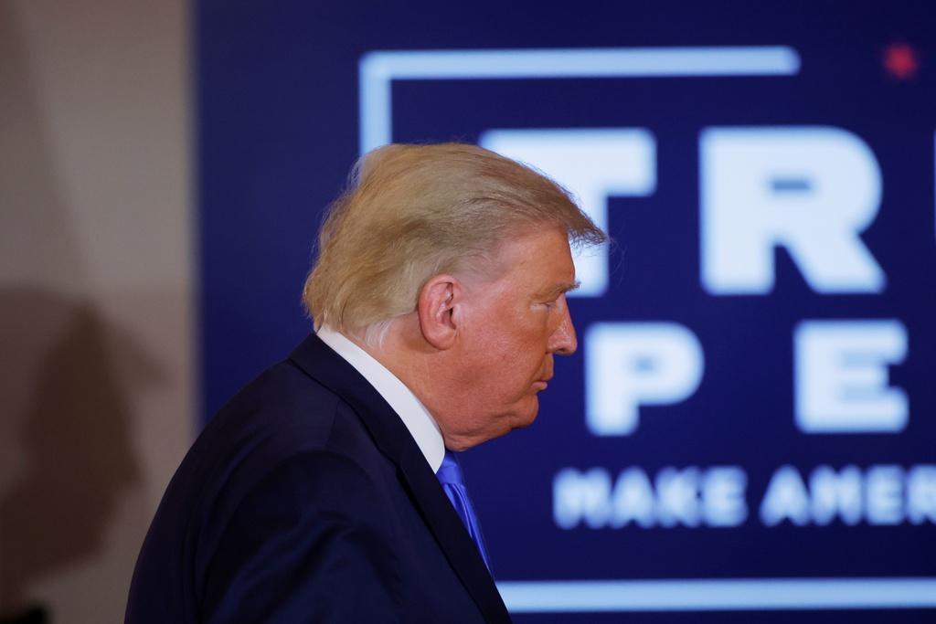Tổng thống Trump nổi tiếng là người căm ghét sự thất bại. Ảnh: Reuters.