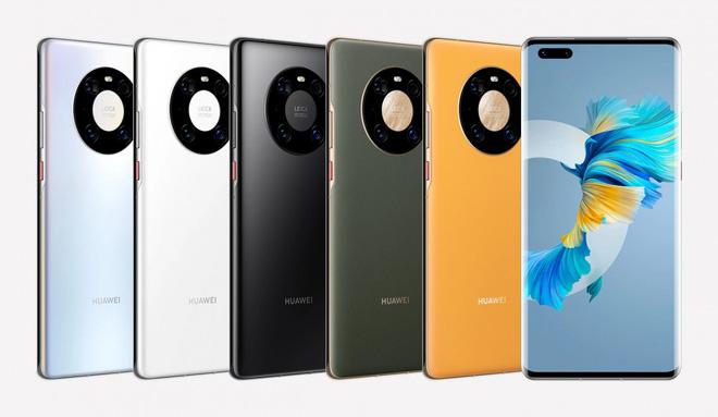 Huawei Mate 40 bán chạy không tưởng tại Trung Quốc. Ảnh: Gizmochina.