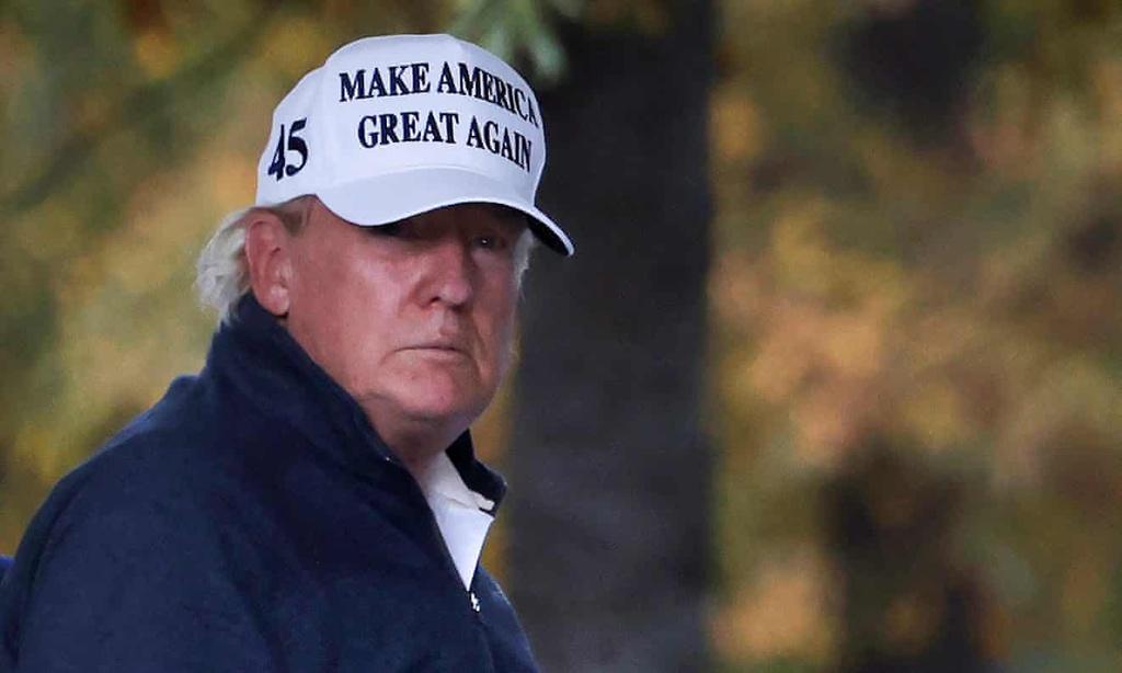 Tổng thống Trump vẫn chưa chấp nhận kết quả bầu cử. Ảnh: Reuters.