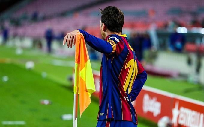 Messi giờ là chuyên gia thực thụ trên chấm 11m.