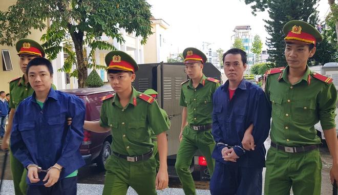 Trương Hoàng Diệu (phải). Ảnh: Việt Tường.