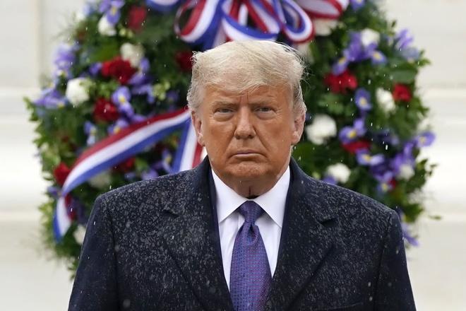 Thẩm phán ở Pennsylvania đã ra phán quyết đứng về phía Tổng thống Trump ngày 12/11. Ảnh: AP.
