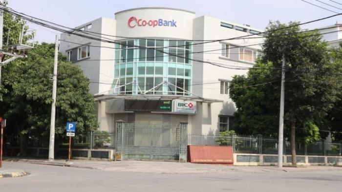 Ngân hàng Co-opBank do ông Đặng Văn Quang làm giám đốc