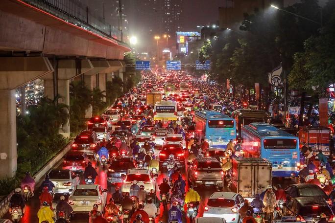 Trên đường Nguyễn Trãi.