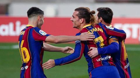 Pedri hạnh phúc khi được sát cánh cùng Messi và những đồng đội tài năng ở Barca