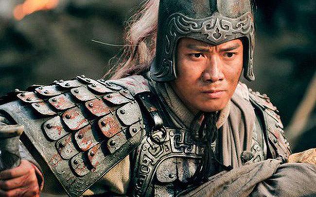 Hình ảnh nhân vật Triệu Vân trên phim.