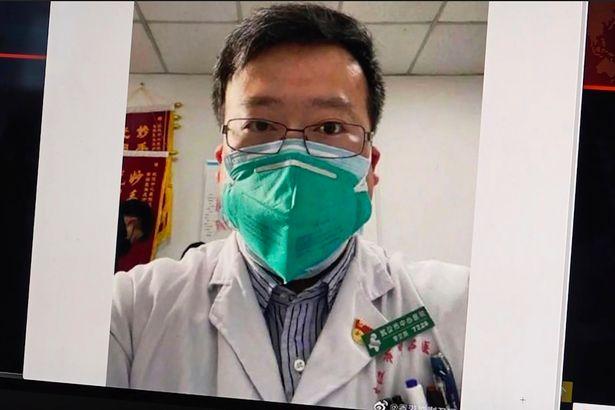 Bác sĩ Lý Văn Lượng - người lên tiếng cảnh báo về sự nguy hiểm của virus corona.