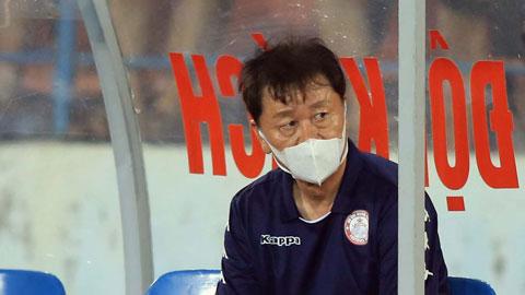 HLV Chung Hae Soung ra đi, HAGL sạch bóng thầy ngoại