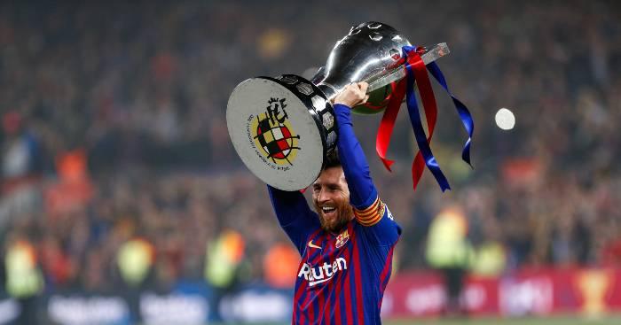 Chưa cần giải nghệ, Messi đã trở thành huyền thoại của La Liga và châu Âu