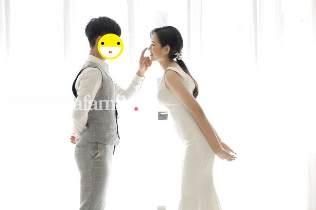 Loạt ảnh cưới mà Đỗ Thị Hà từng đăng lên trang cá nhân