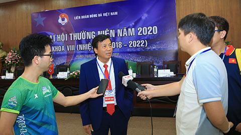 Tân Phó Chủ tịch tài chính VFF tiết lộ cách kiếm tiền cho bóng đá Việt Nam