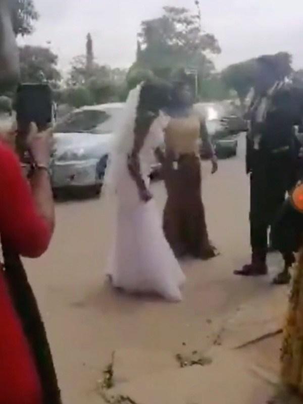 Những vụ dan díu của cô dâu chú rể bị amp;#34;bóc phốtamp;#34; ngay trong đám cưới, quan khách sốc nặng - 7