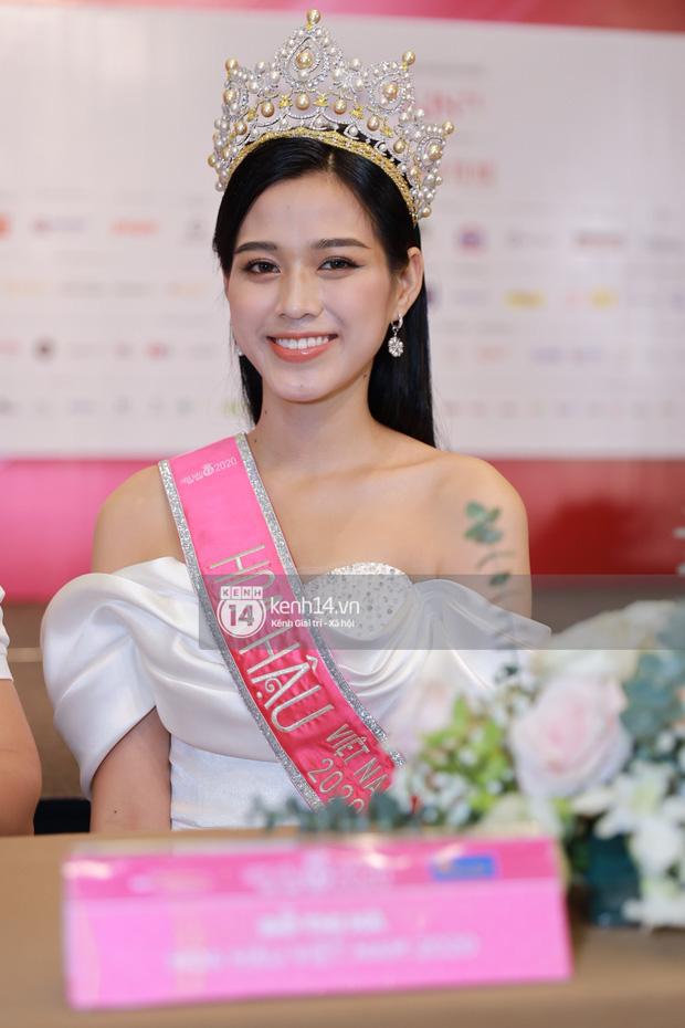 Tân Hoa hậu Đỗ Thị Hà