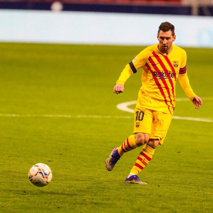 Bắt Messi thì khó nhưng bắt Barca lại dễ, vì chỉ cần bắt Messi