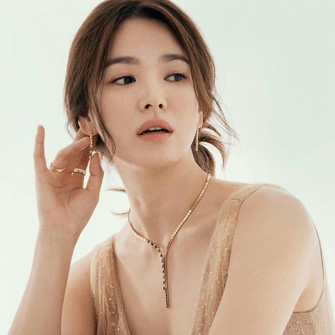 ... trong ngày sinh nhật của vợ cũ Song Hye Kyo.