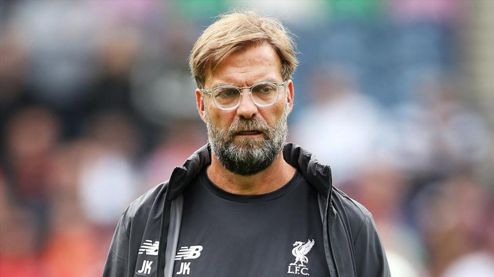 Klopp phải đứng vững. Ảnh: Liverpool FC.