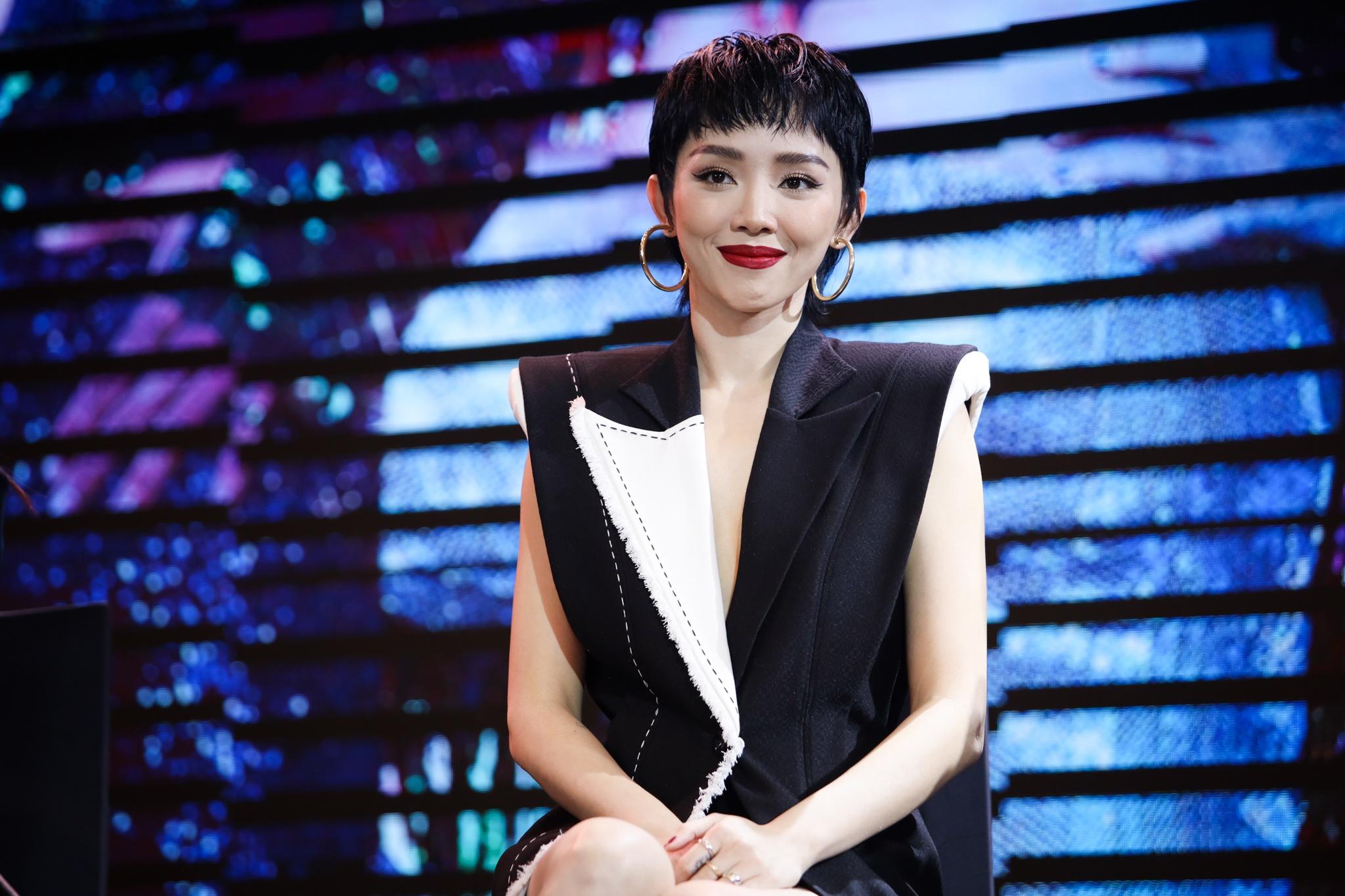 Tóc Tiên góp mặt trong phim hành động của Ngô Thanh Vân. Ảnh: Phương Lâm.