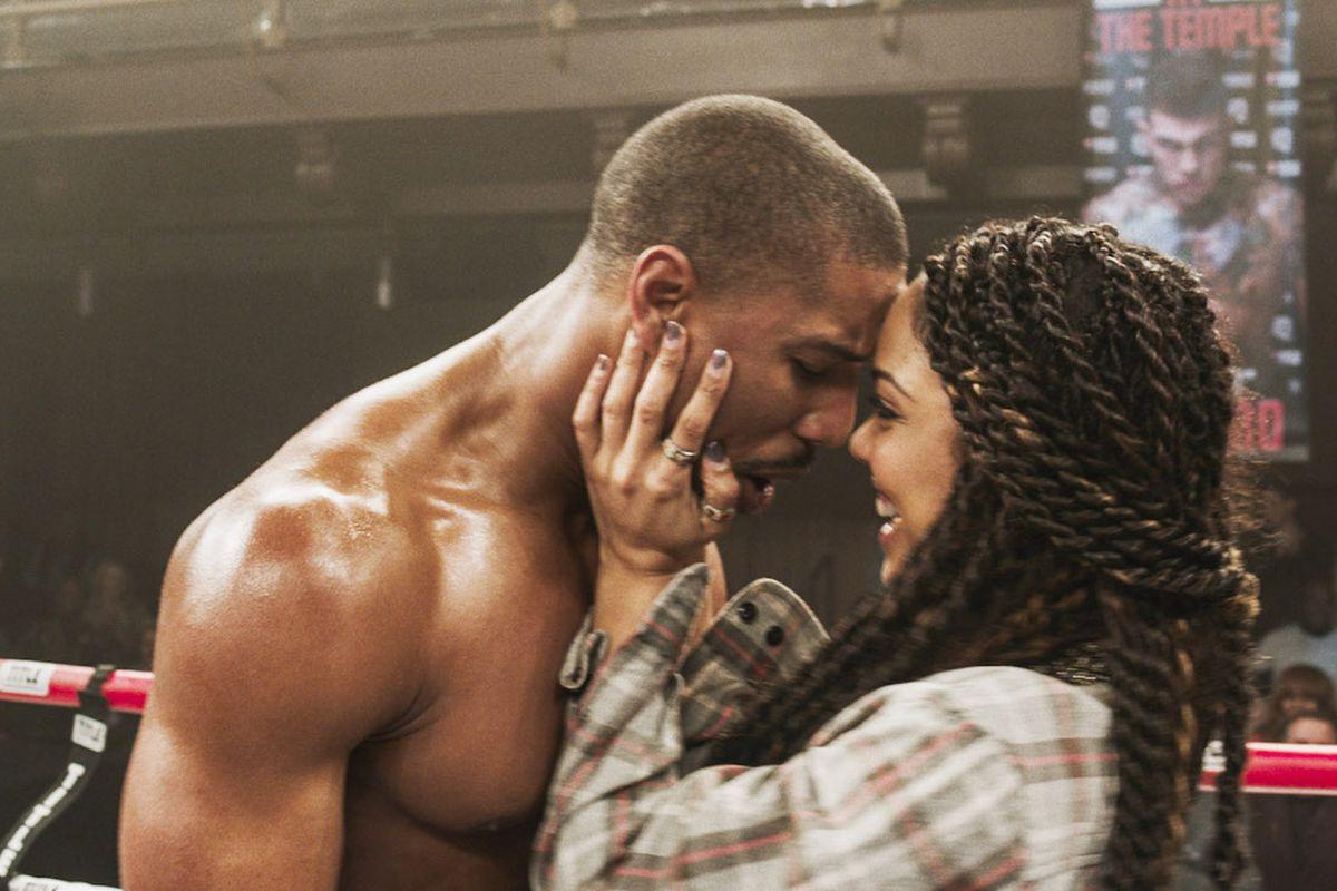Michael B. Jordan không công khai bạn gái. Ảnh: Creed.
