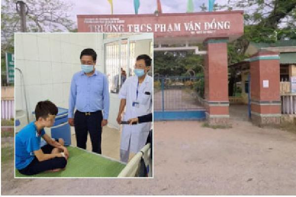 Vụ bé trai 14 tuổi bị chủ quán bánh xèo ở Bắc Ninh 'tra tấn': Nhà trường sẵn sàng cho cháu trở lại học