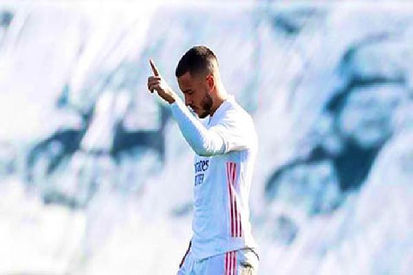 Zidane có kế hoạch mới cho Hazard