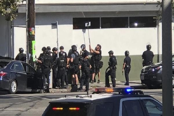 Nổ súng ở siêu thị Mỹ, một người chết