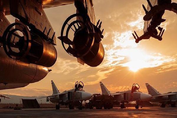 Phiến quân chọc giận 'Gấu Nga' ở Khmeimim-Đòn trả đũa khốc liệt nhất của KQ Nga đã bắt đầu