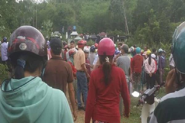 Bình Định: Nghi án nam thanh niên bị bệnh tâm thần sát hại bố, vợ và con trai 5 tuổi