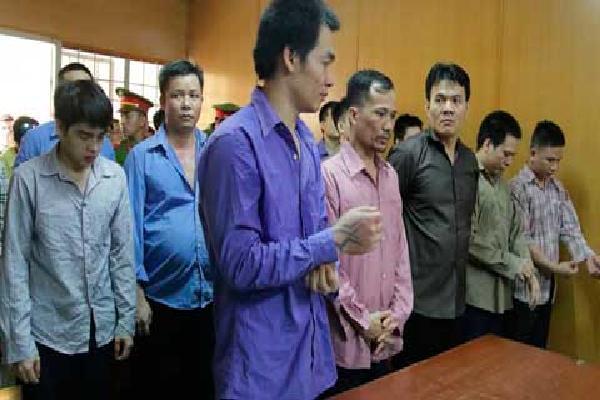Đề nghị tăng án băng đảng 'ăn' trên thân xác người bán dâm đồng tính