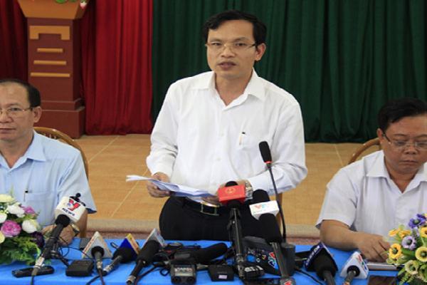 5 cán bộ tham gia sửa điểm thi ở Sơn La