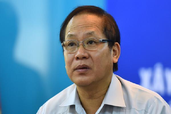 Ông Trương Minh Tuấn bị tạm đình chỉ công tác bộ trưởng