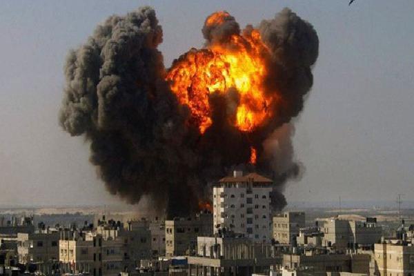 NÓNG: Chiến đấu cơ Israel ồ ạt không kích cơ sở quân sự tại Syria - Đã ghi nhận vụ nổ lớn?