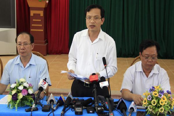 Ông Mai Văn Trinh nói gì về đề xuất xem xét lại kỳ thi THPT Quốc gia?