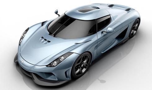 Siêu phẩm Koenigsegg Regera có tổng công suất động cơ hybrid 1.100 mã lực.