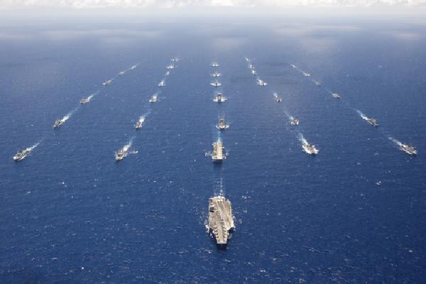 Đô đốc Mỹ: 'Thật tuyệt khi Việt Nam tham gia tập trận RIMPAC'