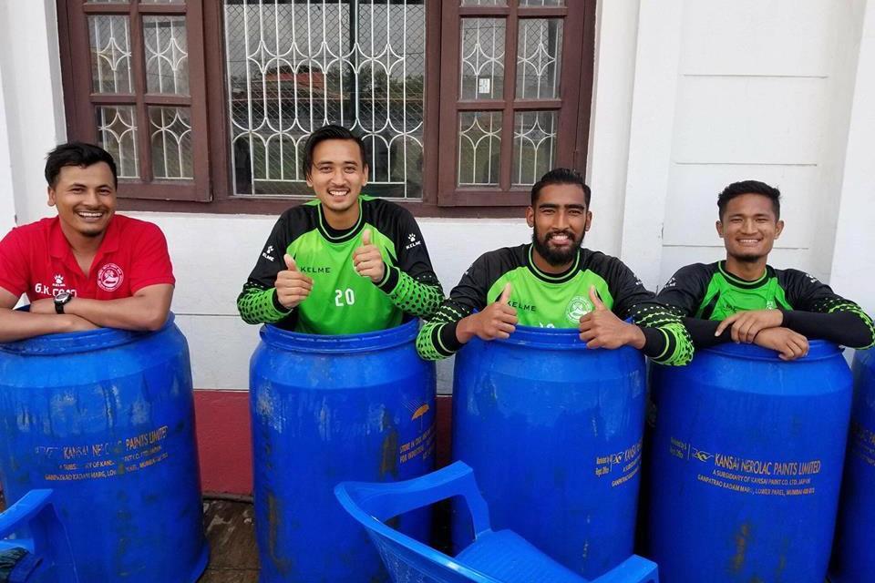 U23 Nepal - doi thu cua U23 Viet Nam con lo 'com ao, gao tien' hinh anh 2
