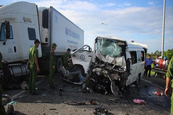 Tai nạn thảm khốc ở Quảng Nam: 'Sau tiếng nổ là sự im lặng đáng sợ, hơn 10 người không cất một lời kêu cứu'